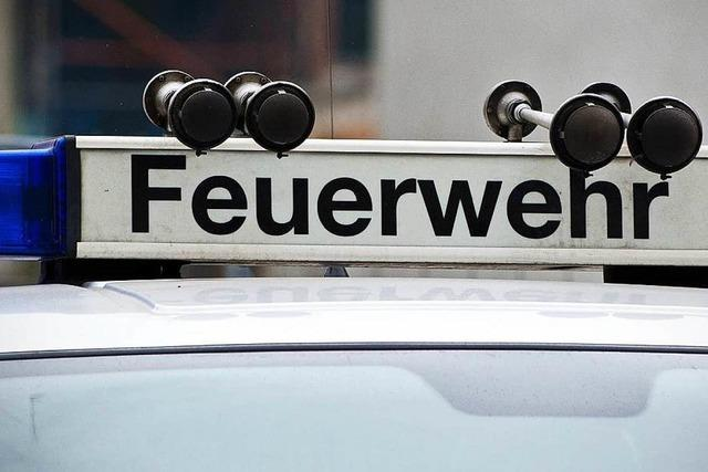 Unangekündigte Alarmübung im Hugenwaldtunnel
