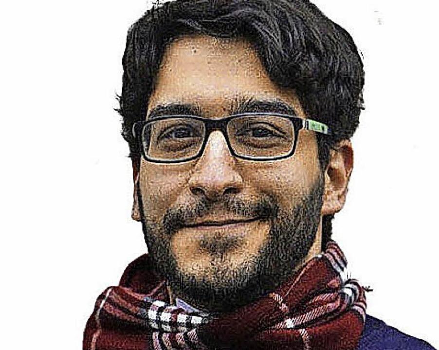 Matteo Di Prima erhielt im August ein Drohschreiben.  | Foto: Ruda