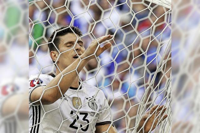 Länderspiele gehen Mario Gomez am Popo vorbei