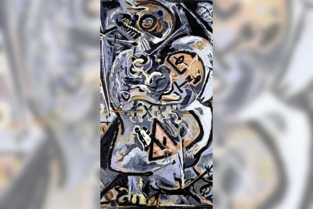 Jackson Pollock – konkret