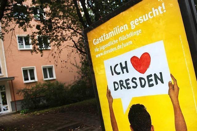 Dresdner Polizei lässt Pegida gewähren - warum?