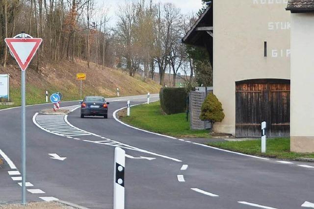 B 3 ab 10. Oktober zwischen Welmlingen und Hertingen gesperrt