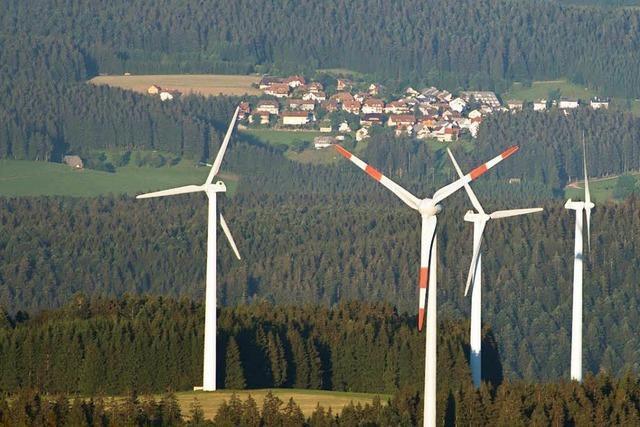 Wie nah darf ein Windrad an Siedlungen stehen?