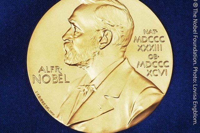 Chemie-Nobelpreis geht an drei Molekularforscher