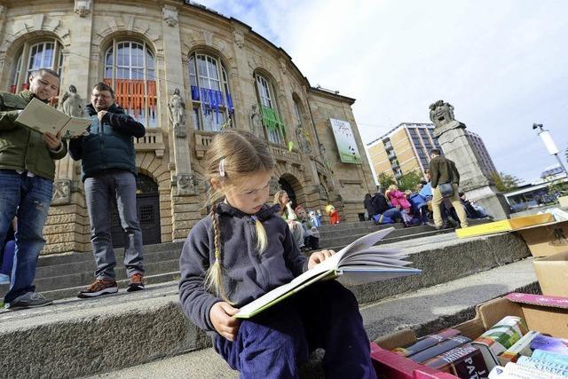 Am Sonntag beginnt das Kinder-Lesefest Lirum Larum