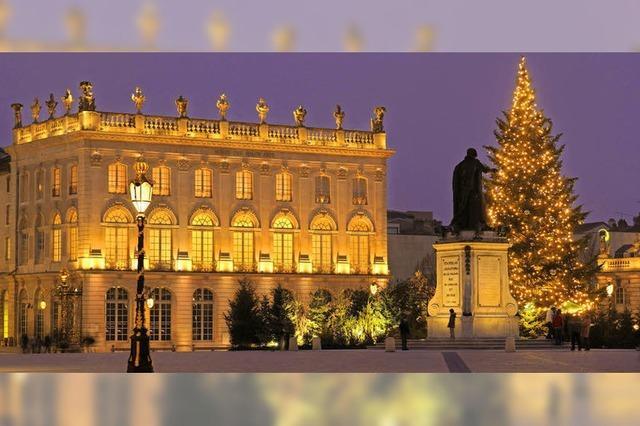 Nancy – Stadt der schönen Künste