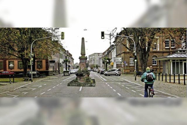 Kriegerdenkmal - neuer Standort, neuer Zweck?