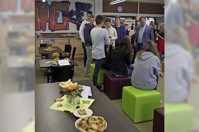 Schülertreff mit Lounge