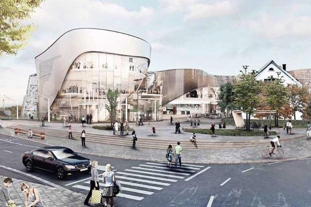 Einkaufscenter in Weil am Rhein soll Verkaufsflächen reduzieren