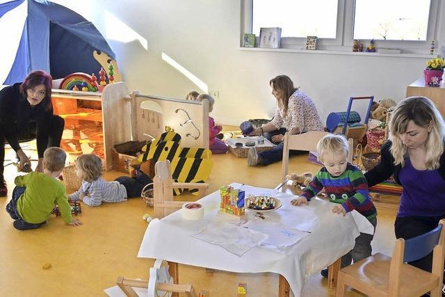Kindergärten erstatten Geld zurück