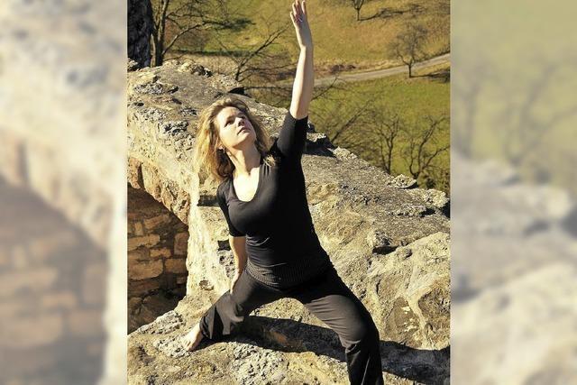 Mit Yoga sich und Kindern Gutes tun