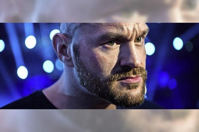 Schwergewichts-Champion Fury gesteht Kokain-Konsum