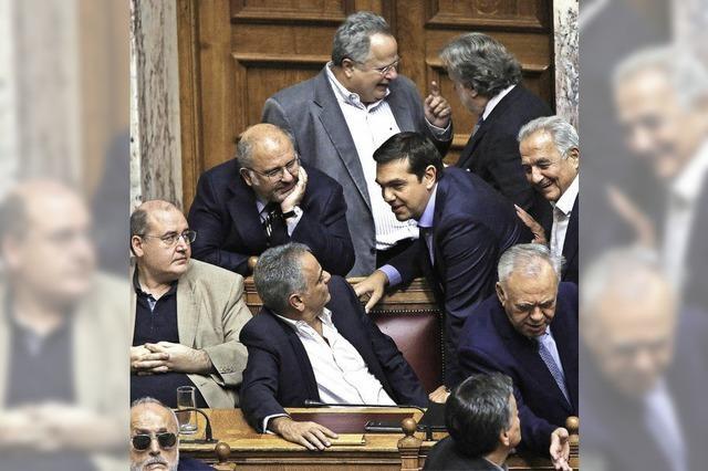 Athen fordert schnelle Schuldenerleichterungen