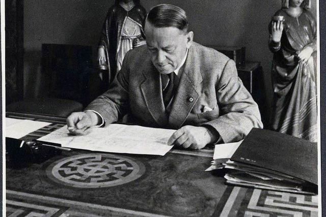 Historiker Bernnat lobt lokale NS-Aufarbeitung in Lörrach