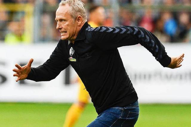 SC Freiburg im Dezember mit vielen Samstagsspielen
