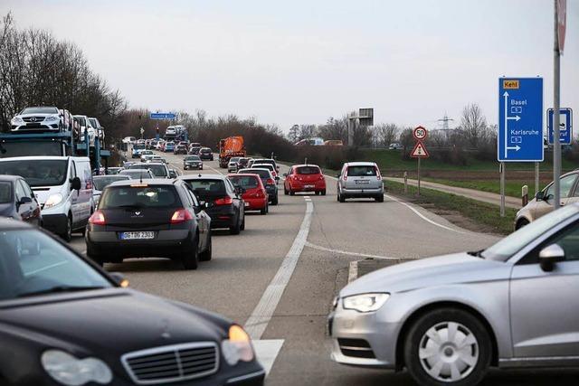 Autobahn-Anschluss: Ausbau im Frühjahr
