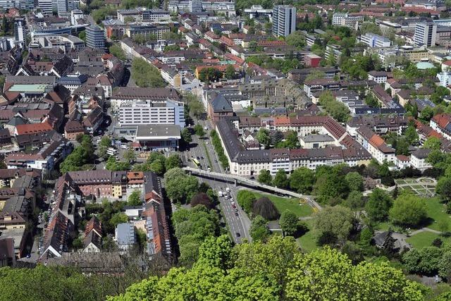 Keine Bombe am Freiburger Stadtgarten gefunden