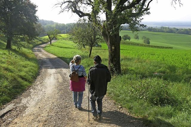 Nordic-Walking-Strecke aufwerten – aber wie?