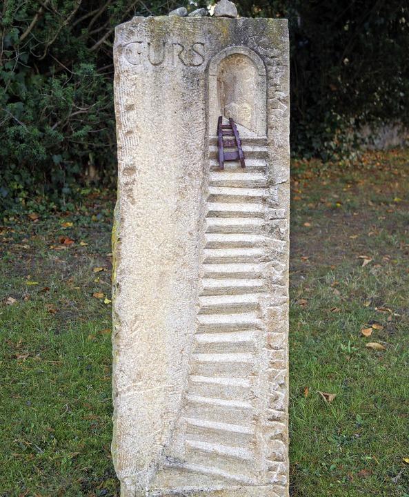 2010 schuf Inge Rosenkranz' Schü...jüdischen Bevölkerung Badens erinnert.  | Foto: Silke Hartenstein