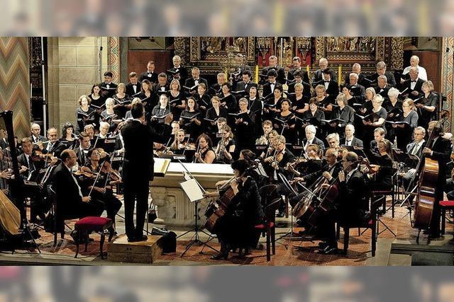 Werke von Händel und Mozart