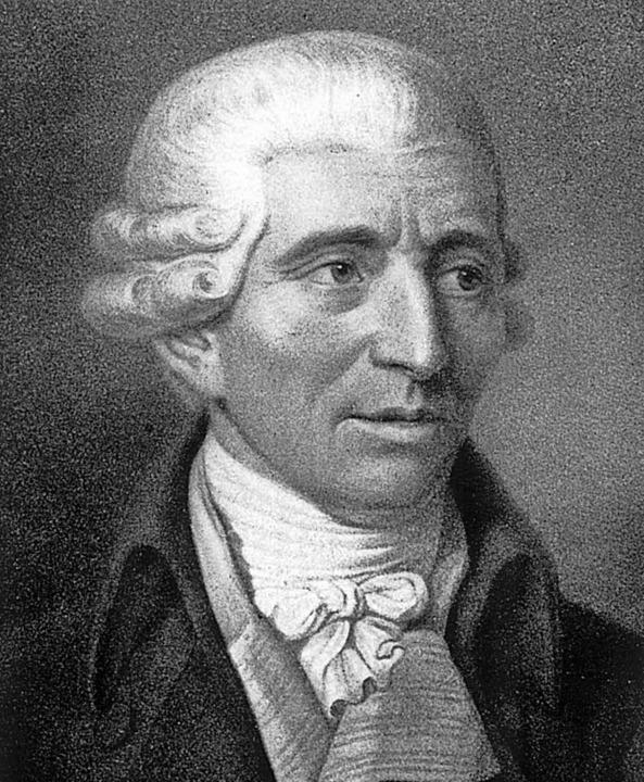 Dem Komponisten Joseph Haydn ist das K...des Kirchenchors Münchweier gewidmet.   | Foto: dpa