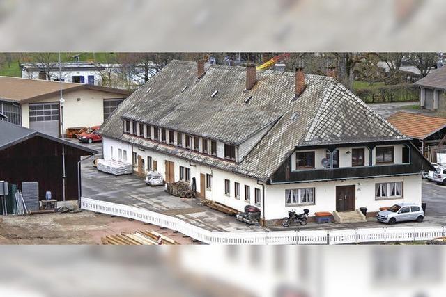 Ein neuer Bauhof am alten Platz