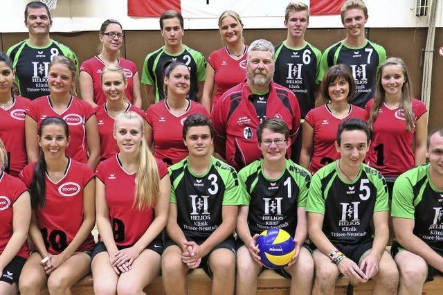 TV Neustadt startet mit drei Volleyball-Mannschaften