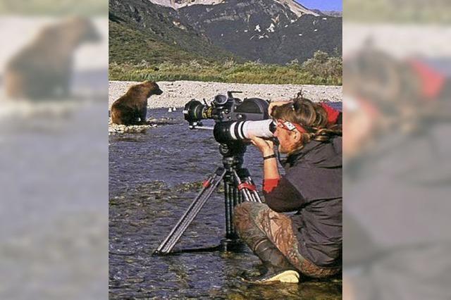 Mit allen Sinnen die Wildtiere erleben