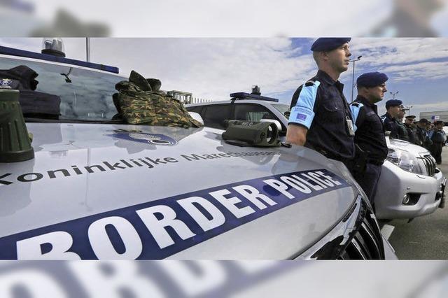 Frontex erhält mehr Personal, Geld und Ausrüstung