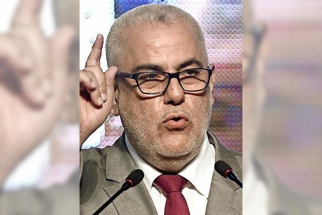 Der islamistische Premier strebt seine Wiederwahl an