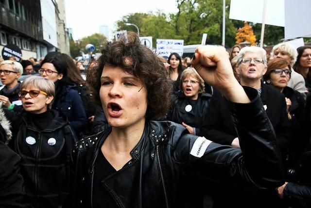 Kaczynski nimmt Abtreibungsverbot zurück