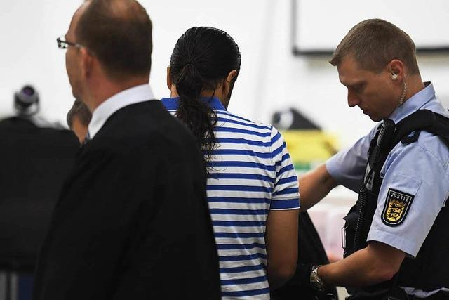 Vier Männer einer Terrormiliz in Stuttgart verurteilt