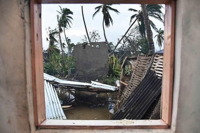 Zahl der Hurrikan-Opfer in Haiti steigt - US-Südostküste bangt