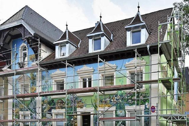 Stadt vertagt Entscheidung über Graffiti-Haus in der Wiehre