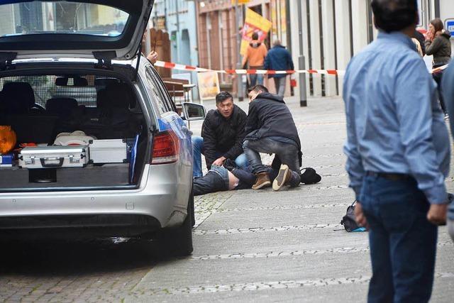 Überfall auf Juwelier Spinner vor dem Landgericht: Täter legen Geständnisse ab