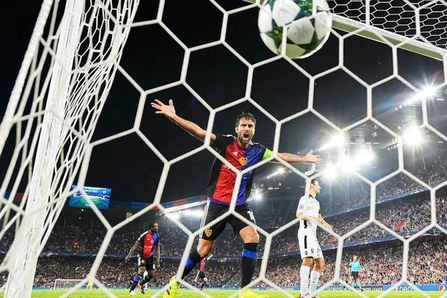 Warum der FC Basel den Schweizer Fußball dominiert