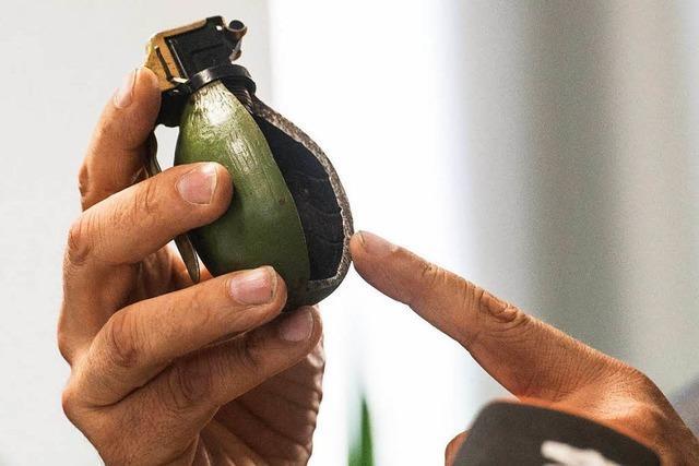 Gericht verhängt nach Handgranatenwurf Haftstrafen