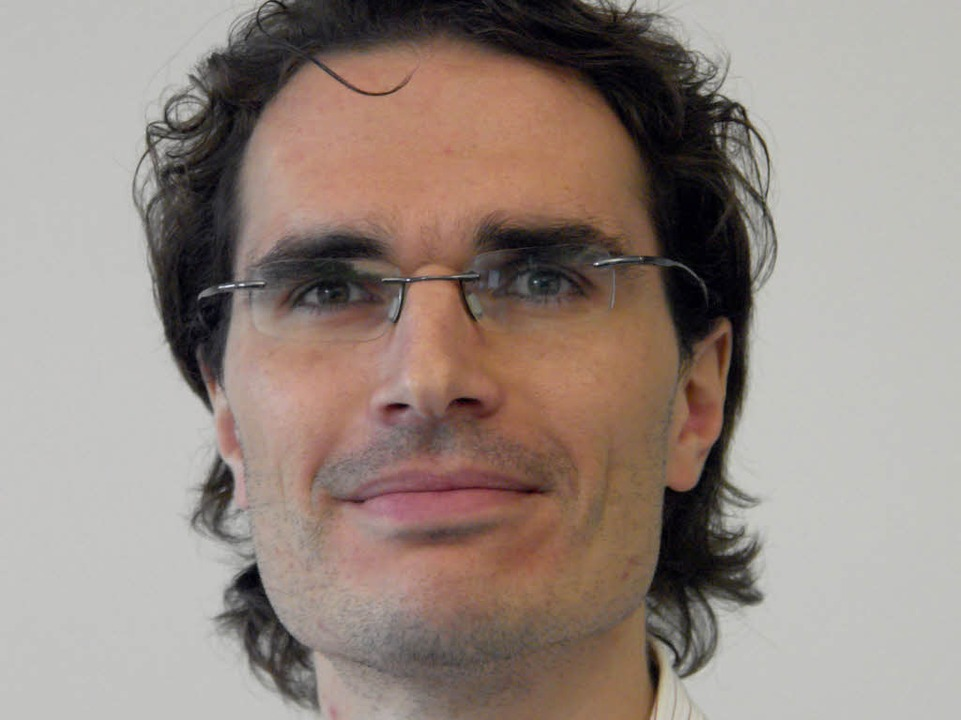 BZ-Redakteur Florian Kech  | Foto: Wolfgang Grabherr