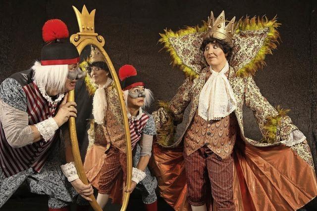 Des Kaisers neue Kleider - ein witzig inzeniertes Märchen über Sein und Schein