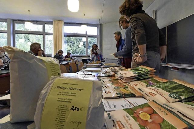 Kompost statt chemischer Keule: Biogärtner trafen sich in Freiburg zum Austausch
