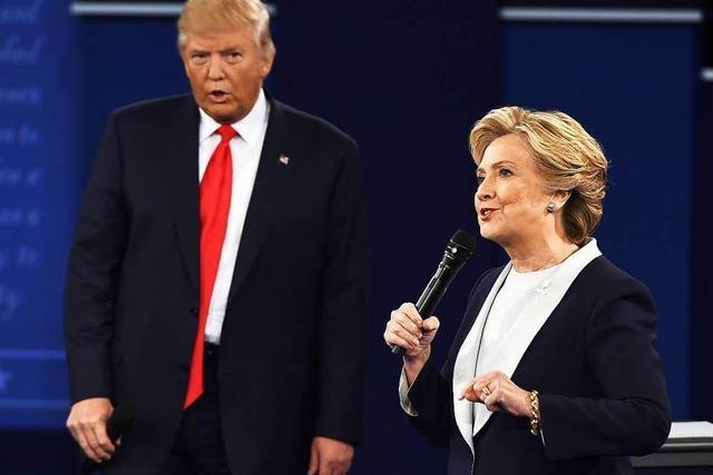 Kommentar: Trump zeigt wenig überzeugende Reue