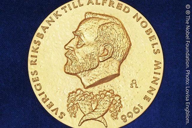 Nobelpreis für Wirtschaft geht an Hart und Holmström