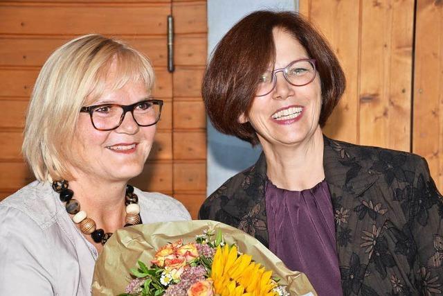 Martina Hohwieler neue Rektorin an der Grundschule Theresianum