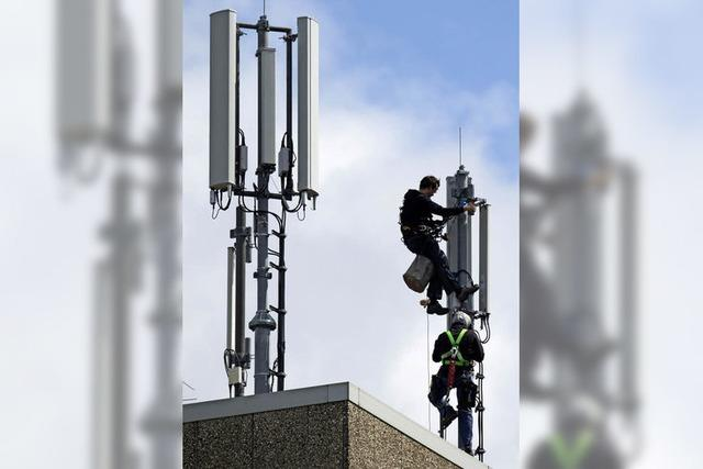 Debatte um Platz für Mobilfunkmast