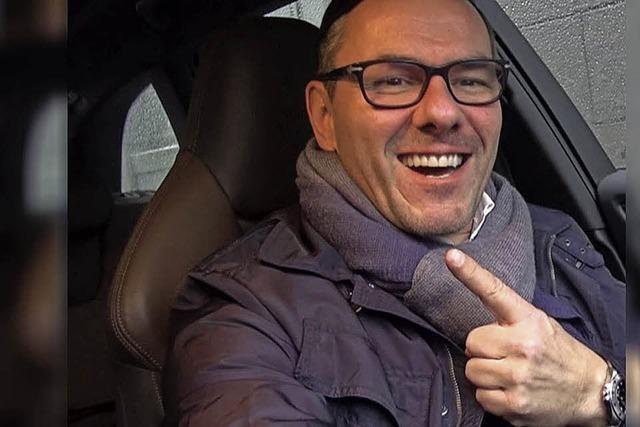 You-Tuber Oliver Gimber tritt in Höchenschwand auf