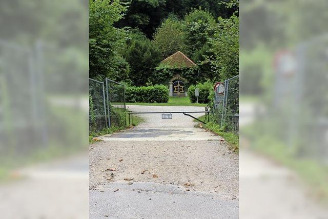 Brücke über Sulzbach wird saniert