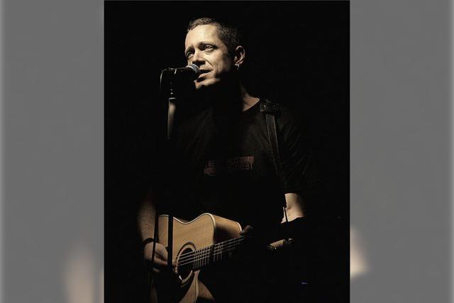 Der kanadische Singer/Sonwriter kommt nach Lahr und nach Haslach
