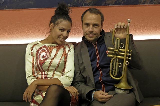 Michung aus kubanischer Musik, Jazz und groovigem Clubsound im Salmen