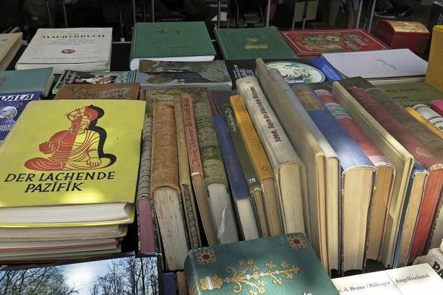 Büchermarkt in der Landvogtei