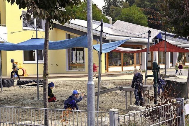 Kindergartengebühr steigt